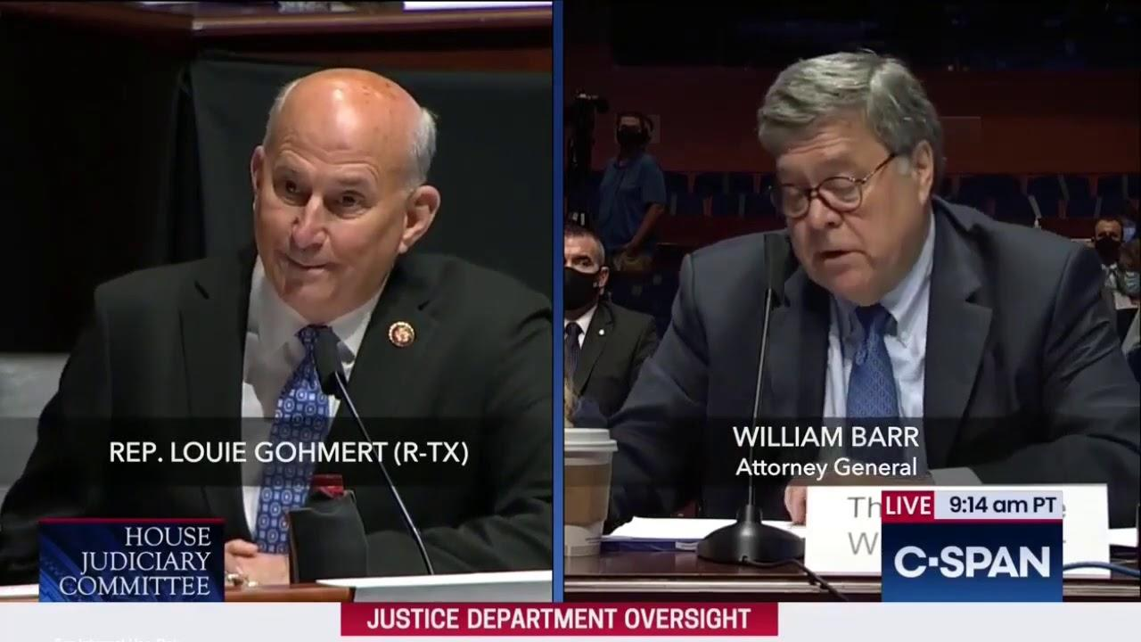 Rep. Louie Gohmert Tests Positive For COVID-19 Ahead Of Presidential Flight To Texas 1