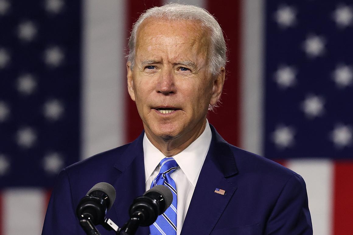 Biden says he hasn't been tested for coronavirus 1
