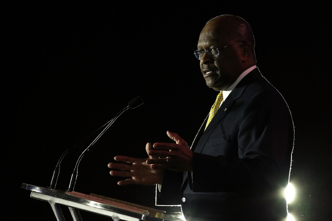 Political activist Herman Cain dies after Covid-19 diagnosis 1