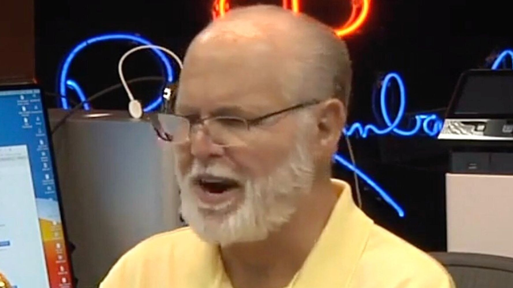 Rush Limbaugh Gets Extra Weird, References Cannibalism In Coronavirus Rant 1