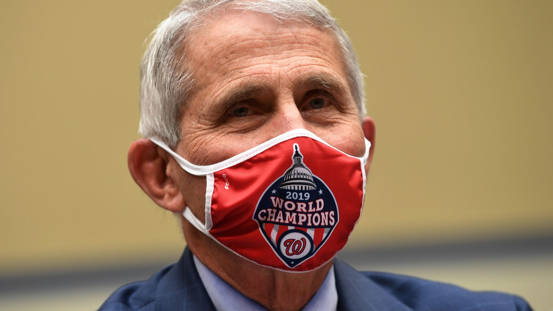 GOP Rep. Wanted Fauci To Tie COVID-19 Surge To Anti-Racism Protests. Fauci Would Not. 1