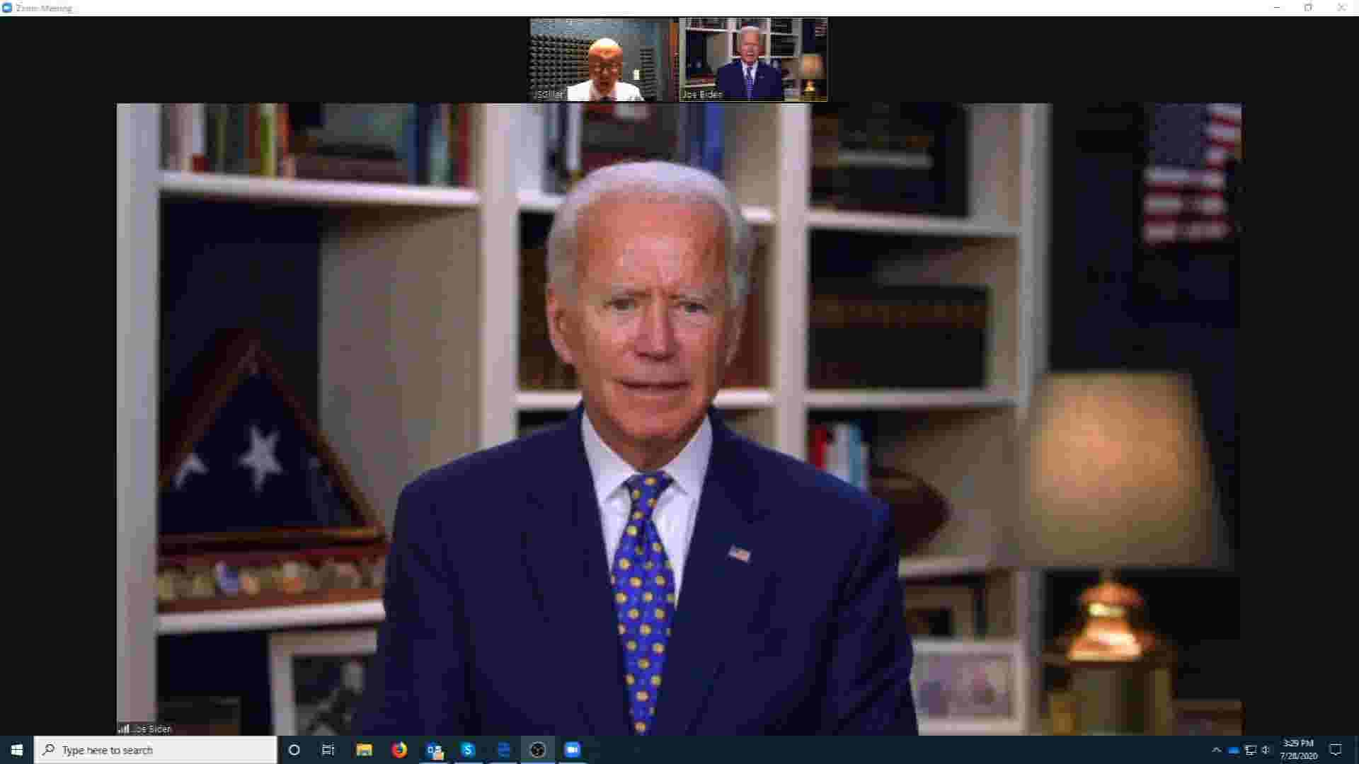 Biden supports national mask mandate 1