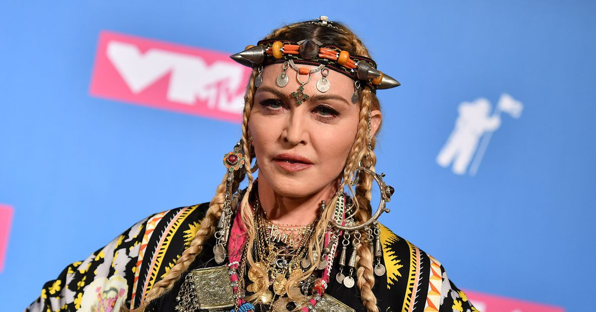 Madonna's coronavirus post flagged, then removed by Instagram 1