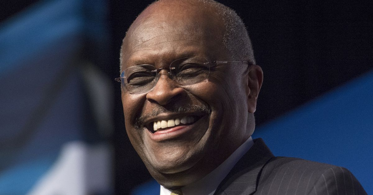 Former Republican presidential candidate Herman Cain dies after battle with COVID-19 1