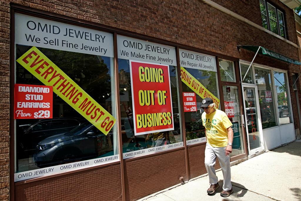1.4 million seek unemployment aid as coronavirus surges in South, West 1