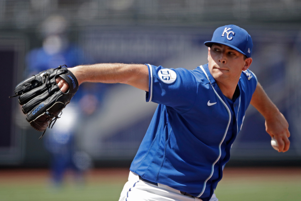 Kansas City Royals prospect and former Mitty High star Kris Bubic to start home opener 1