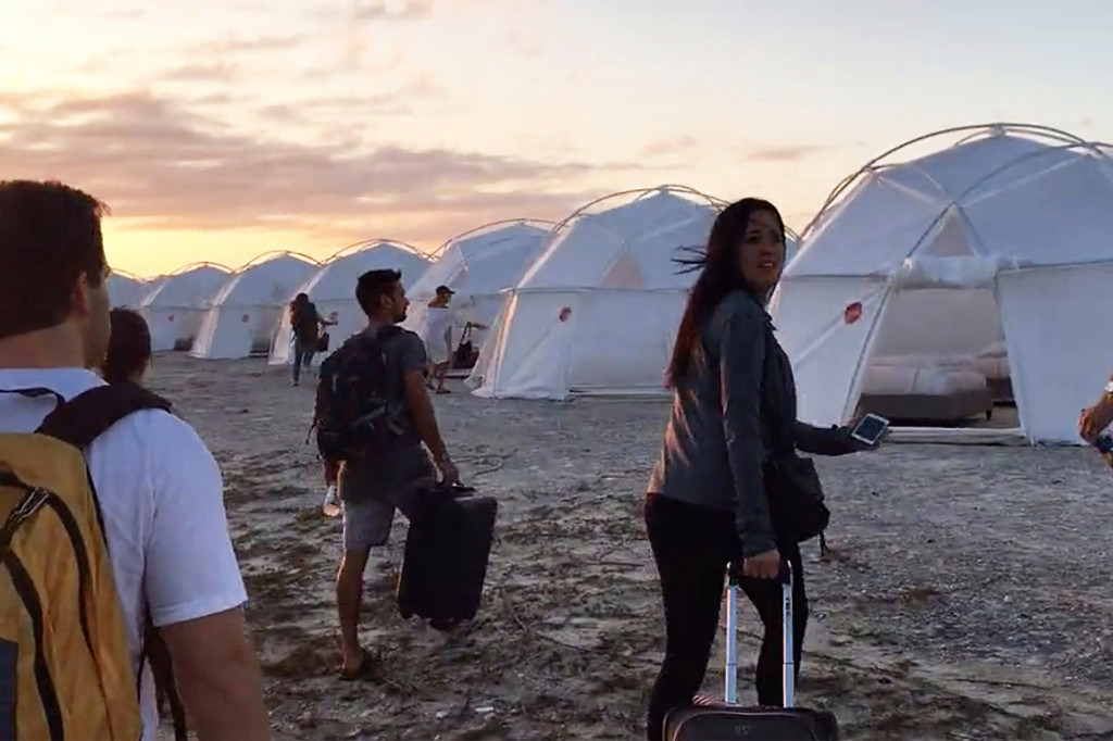 Fyre Fest fraudster Billy McFarland contracts COVID-19 in prison 1
