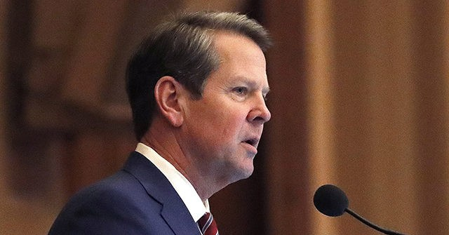 GA Gov. Kemp on Mask Lawsuit: Local Officials Playing 'Pandemic Politics' -- 'They Want to Go Back to Shelter-in-Place' 1