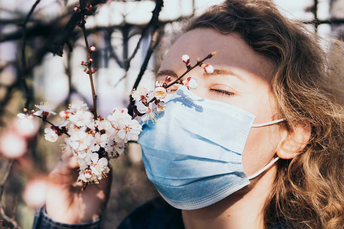 Harvard researchers figure out why coronavirus causes loss of smell 1