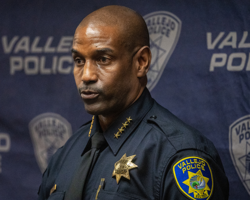 Vallejo police chief starts third-party investigation into report officers bent badges to mark kills 1