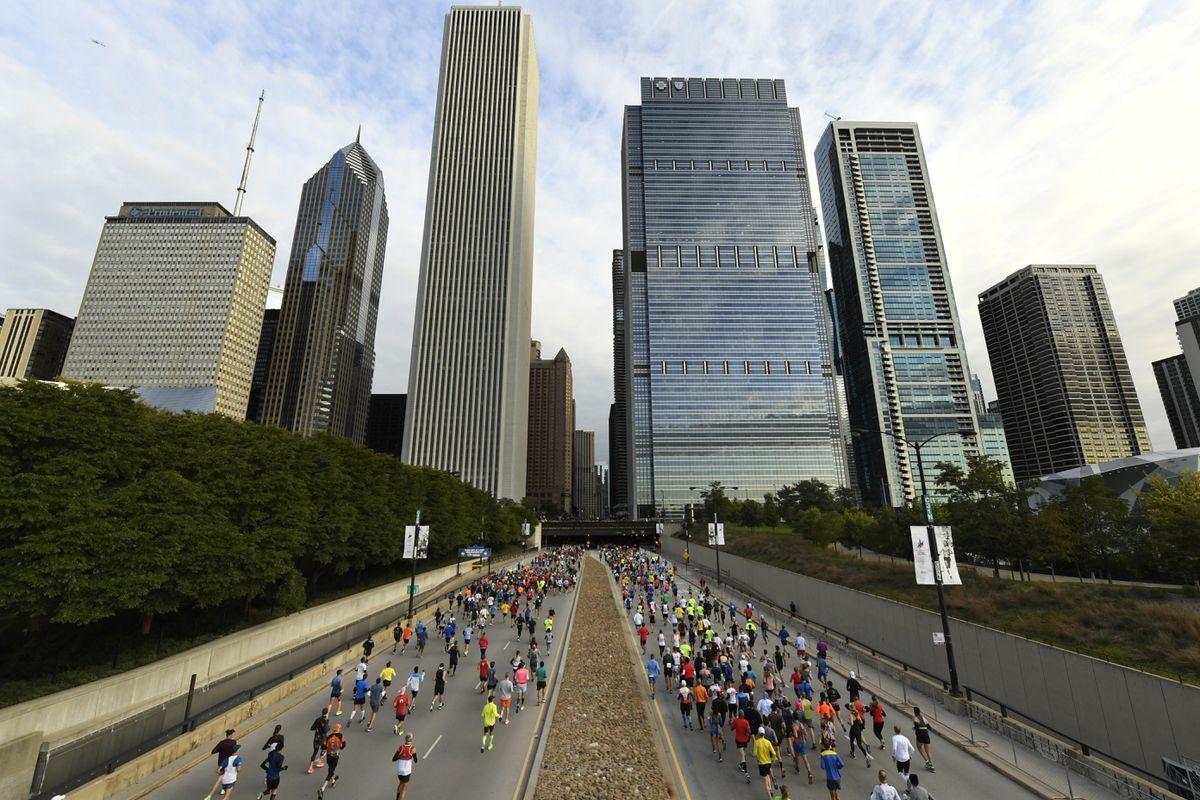2020 Chicago Marathon canceled due to the coronavirus pandemic 1