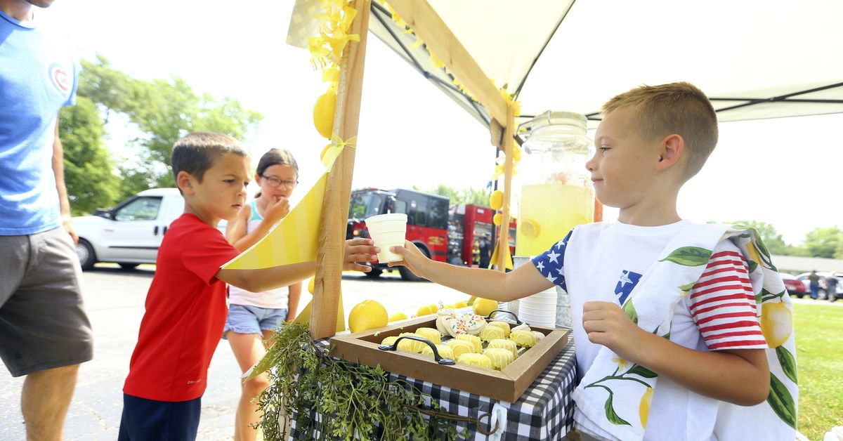 Stimulus checks for kids? Country Time launches bailout fund for lemonade stands closed due to COVID-19 1