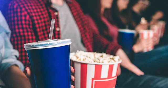 Poll: Overwhelming Majority of Americans 'Uncomfortable' Going to a Movie Theater amid Coronavirus Fears 1