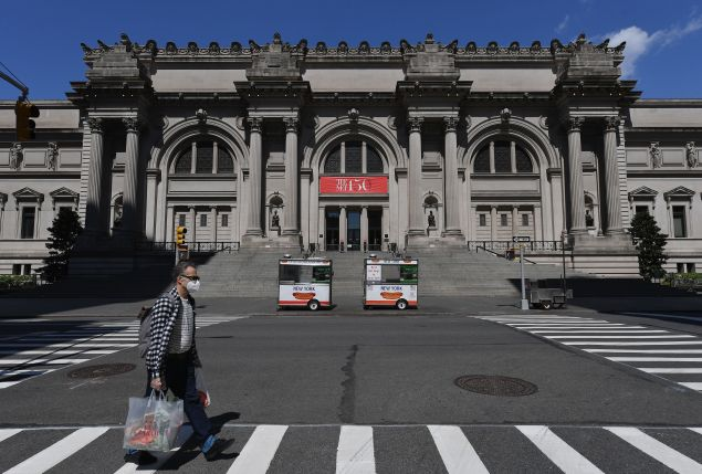 The Met Museum Will Reopen in August at a Quarter of Its Regular Capacity 1