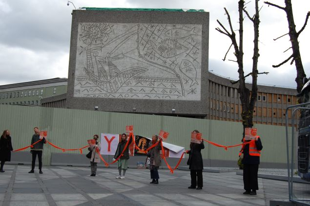 Oslo's Picasso Murals Are Being Relocated Despite Protest 1