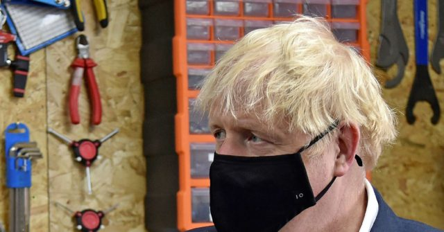 UK's Boris Johnson: Coronavirus 'Second Wave' Starting in Europe 1