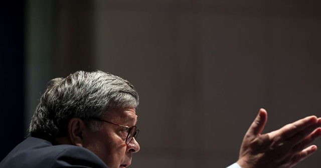 William Barr at House Hearing: Portland Riots Are 'an Assault on the Government of the United States' 1