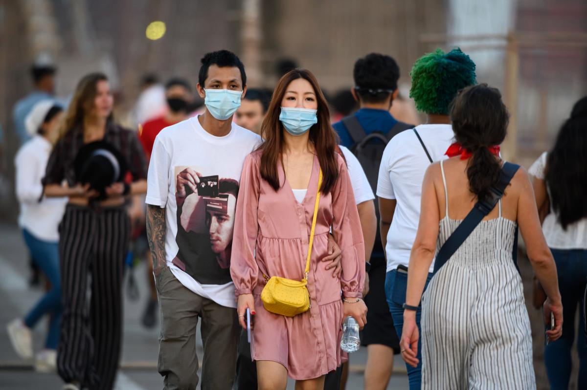 Coronavirus cases in New York drop after alarming uptick 1