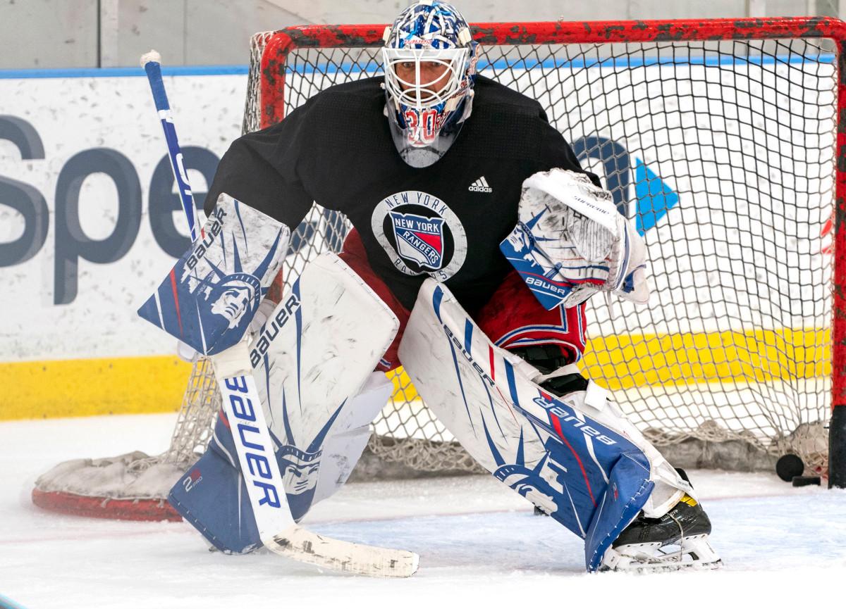 NHL's masked men have chance to deliver key safety message 1