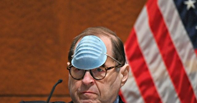 Jerry Nadler's Mask Meltdown: 'Stop Violating the Safety of the Members of the Committee' 1