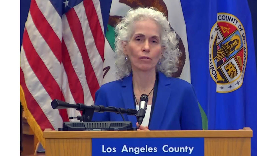LA County reports record single-day numbers of coronavirus cases, hospitalizations 1