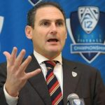On his way out, Pac-12 commissioner Larry Scott blames the schools, not his policies, for the conference's shortcomings 2