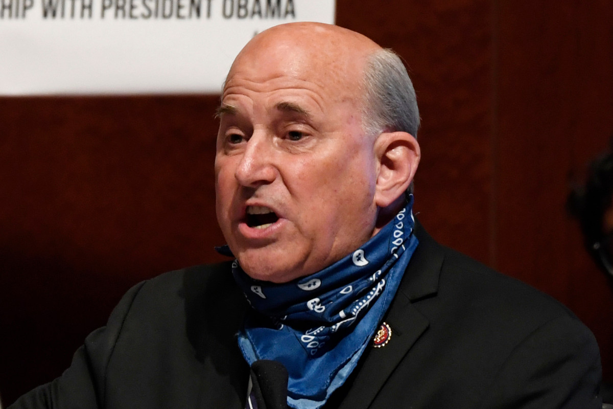 Louie Gohmert believes he 'most likely' got COVID-19 from wearing mask 1
