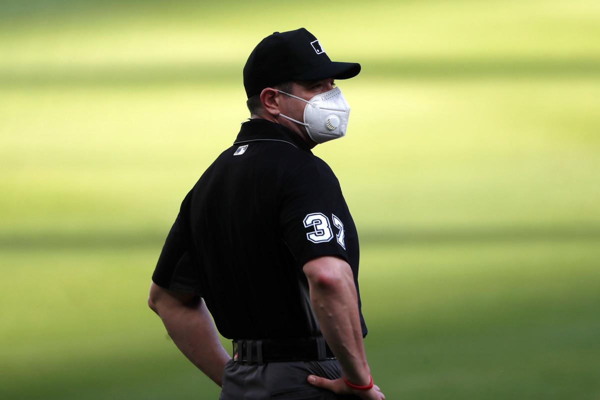 11 MLB umpires opt out of 2020 season over coronavirus concerns 1
