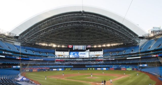 Blue Jays Not Allowed to Play Games in Canada Due to Coronavirus Concerns 1