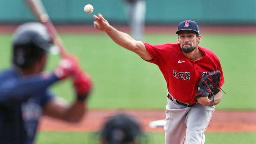 Red Sox name Nathan Eovaldi as Opening Day starter 1