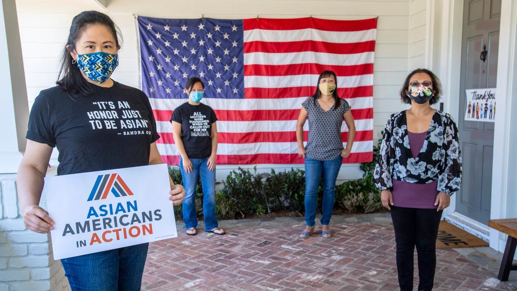 Coronavirus backlash triggers wave of progressive activism from Asian Americans in Orange County 1