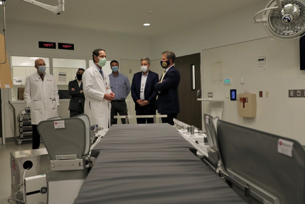 Piedmont Hospital opens new tower, enters state partnership for COVID-19 treatment 1