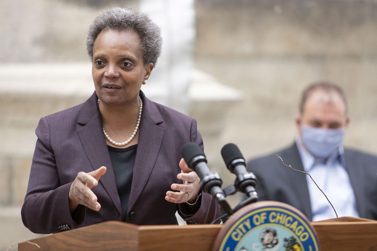 Lightfoot adds Iowa to Chicago's quarantine list, won't rule out Wisconsin if needed 1