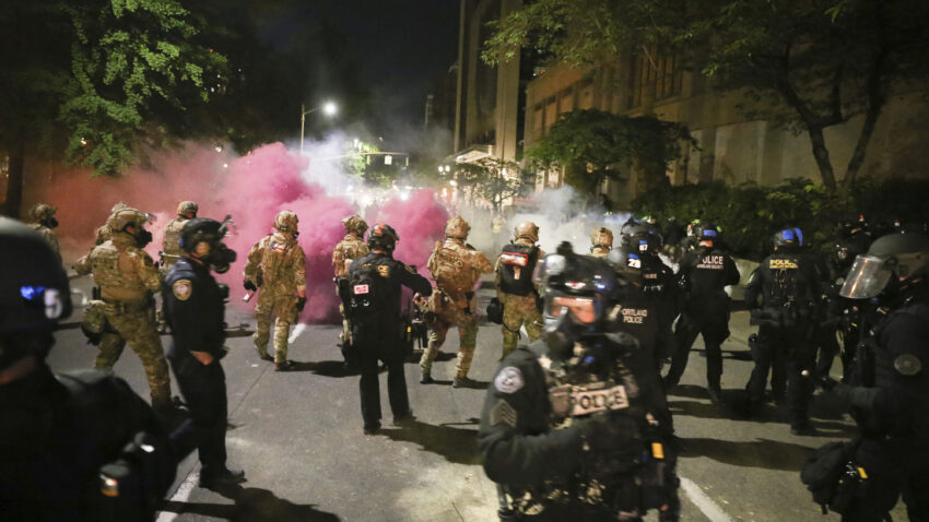 Oregon sues feds over Portland protests as unrest continues 1