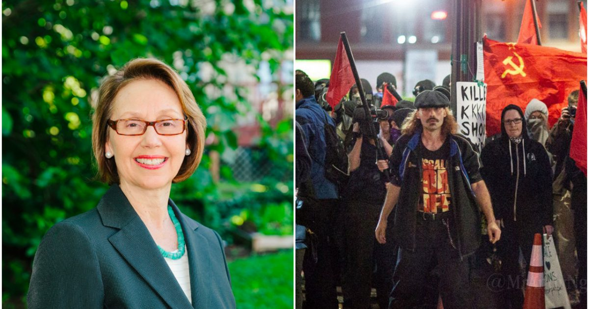Oregon Attorney General Sues Homeland Security, Federal Agencies Over Arrests of ANTIFA Rioters 1