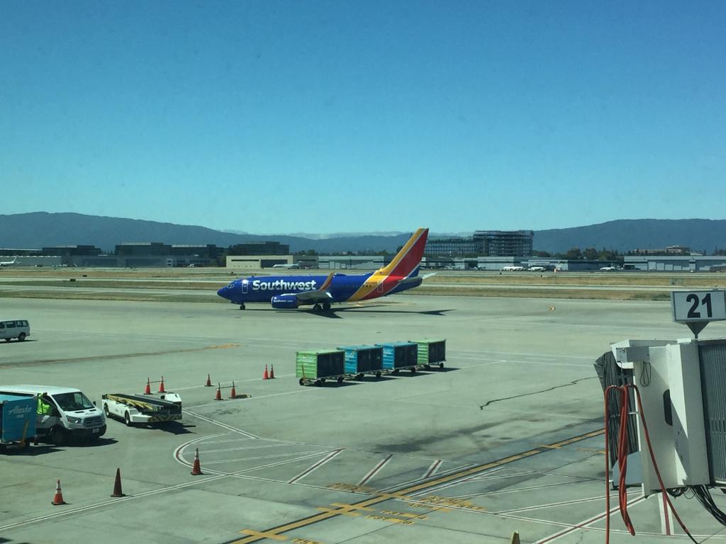 Coronavirus travel: San Jose airport passenger trips jump in May 1