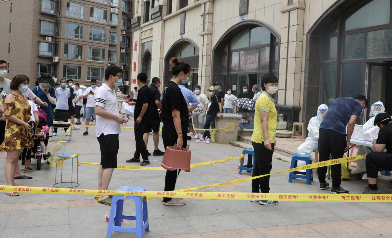 """Fears Of """"Third Wave"""" Intensify As China Suffers Biggest Jump In COVID-19 Cases Since April: Live Updates 1"""