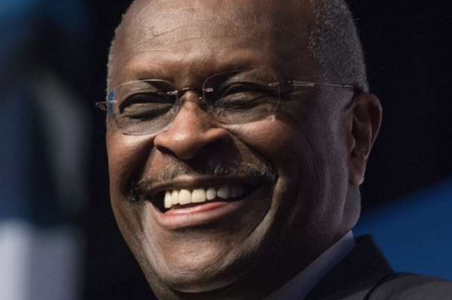 Former GOP Presidential Candidate, Trump Fed Nominee Herman Cain Succumbs To COVID-19 1