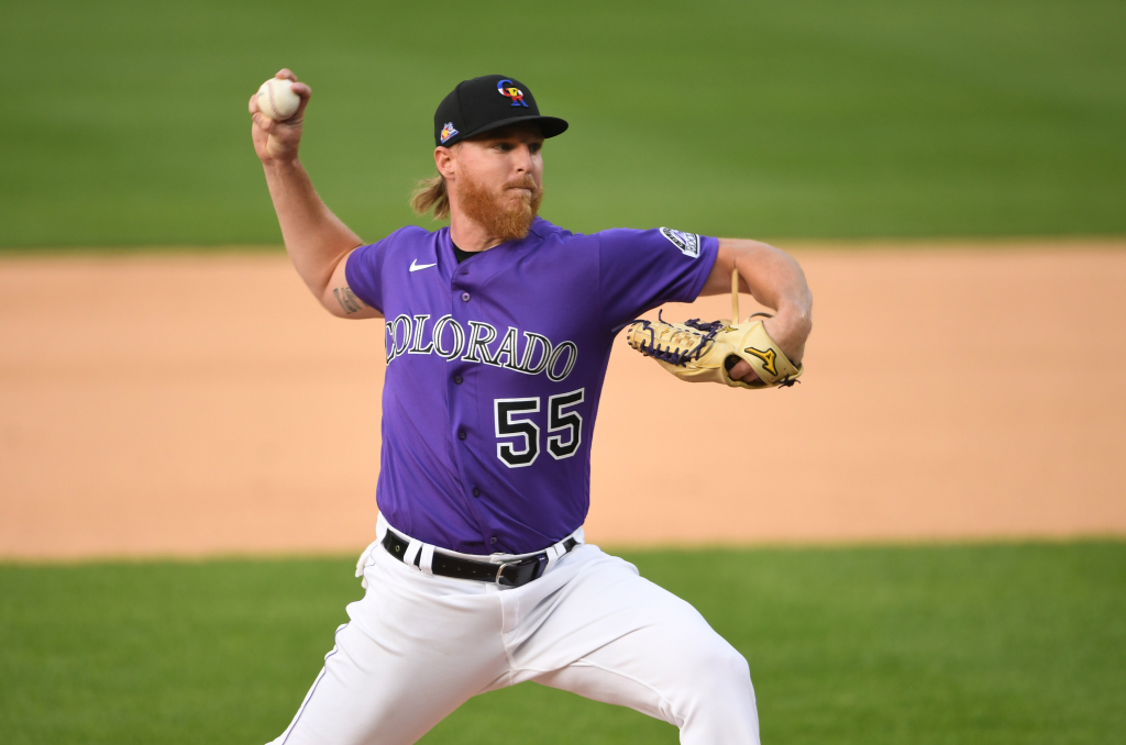Rockies' Jon Gray, facing a Padres team he tends to dominate, primed for first career home opener start 1