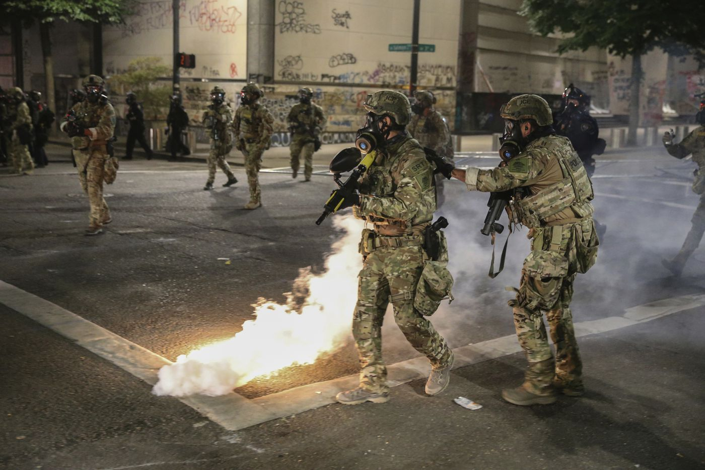 Congressional leaders demand probe of crackdown on peaceful protesters by feds 1