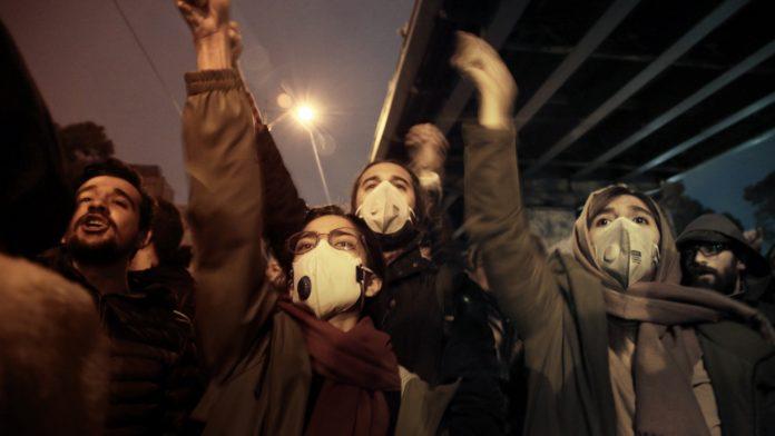 Anti-Government Protests Erupt in Iran, Internet Shut Down 1