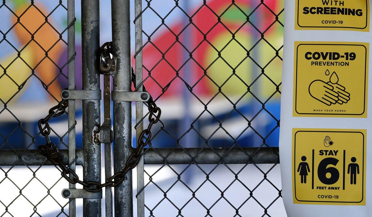 Coronavirus case fatality rate in U.S. declines, sparking lockdown merit questions 1