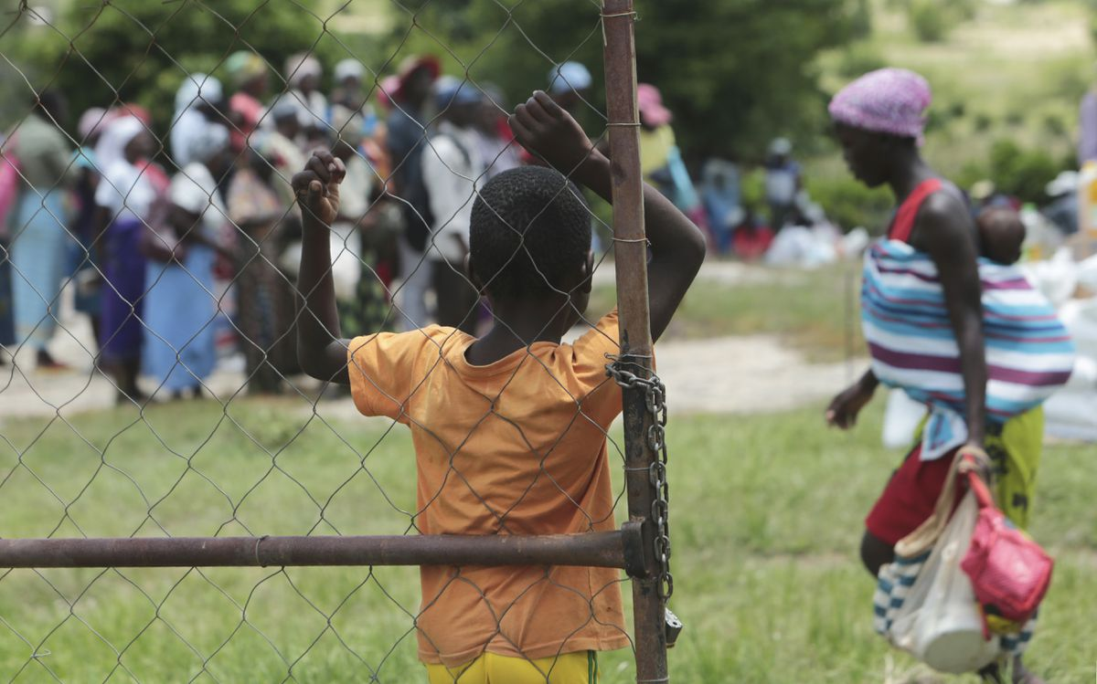 Coronavirus-linked hunger could lead to 10,000 child deaths every month, UNICEF warns 1