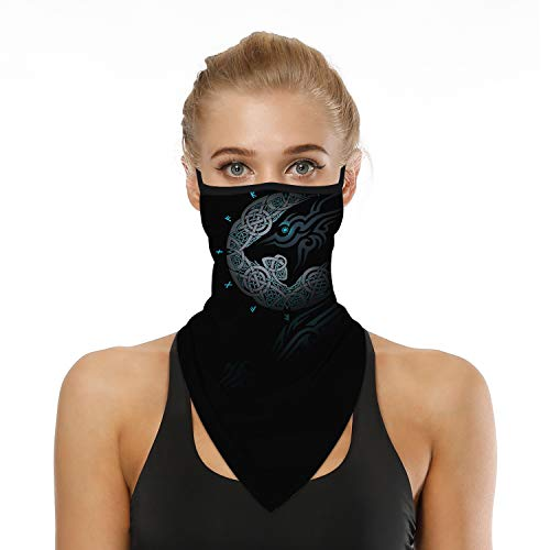 Atv/Utv Tek Pro Bandana Alternate - Earhook Bandanas