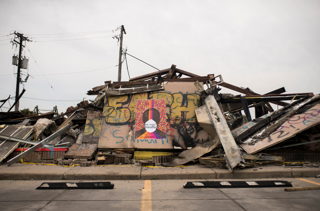 Police: Hells Angel sparked Minneapolis riots after Floyd's death 1