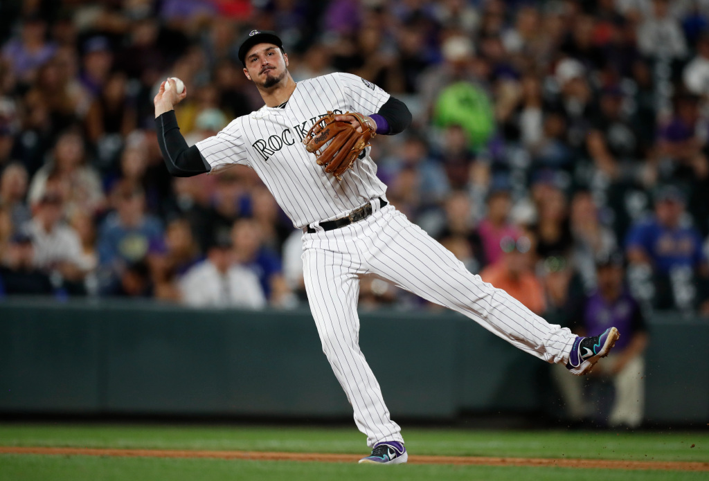 Nolan Arenado Q&A: Rockies star on love of game, coronavirus, feud with front office and expections for 60-game season 1