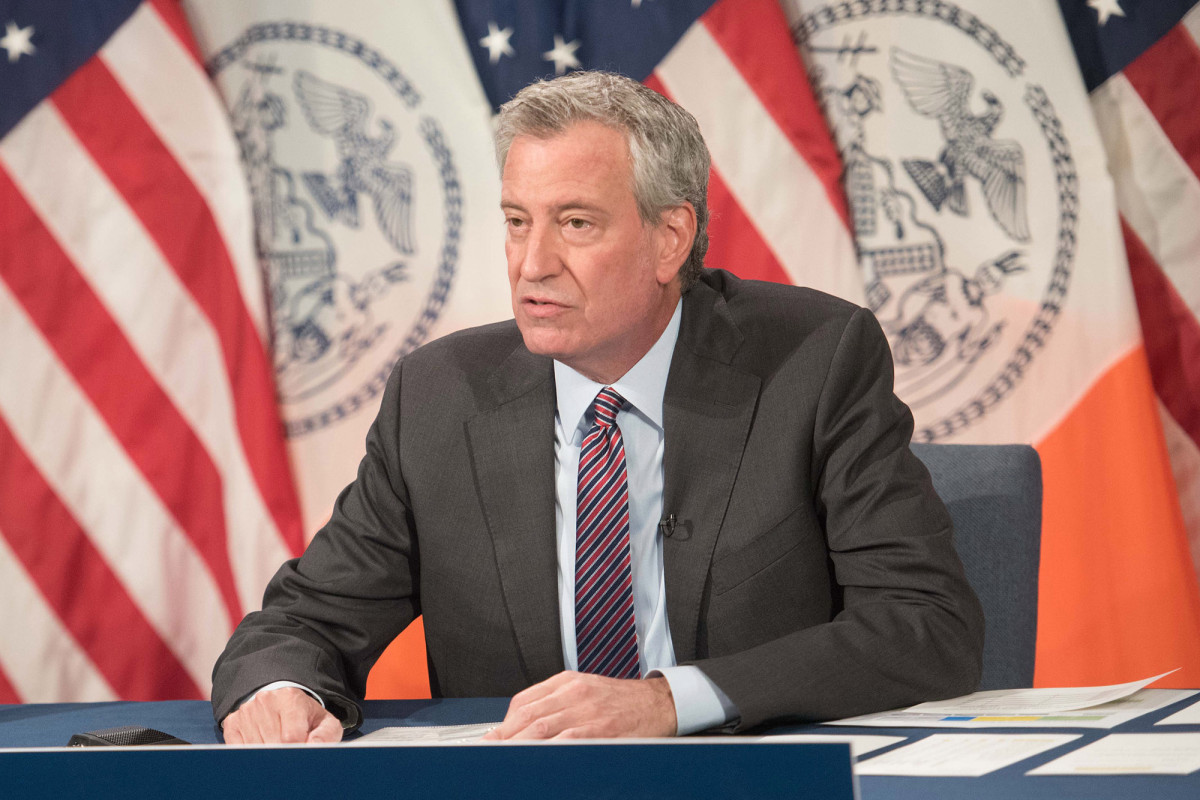 De Blasio says Phase 4 reopening of cultural venues in NYC may be delayed 1