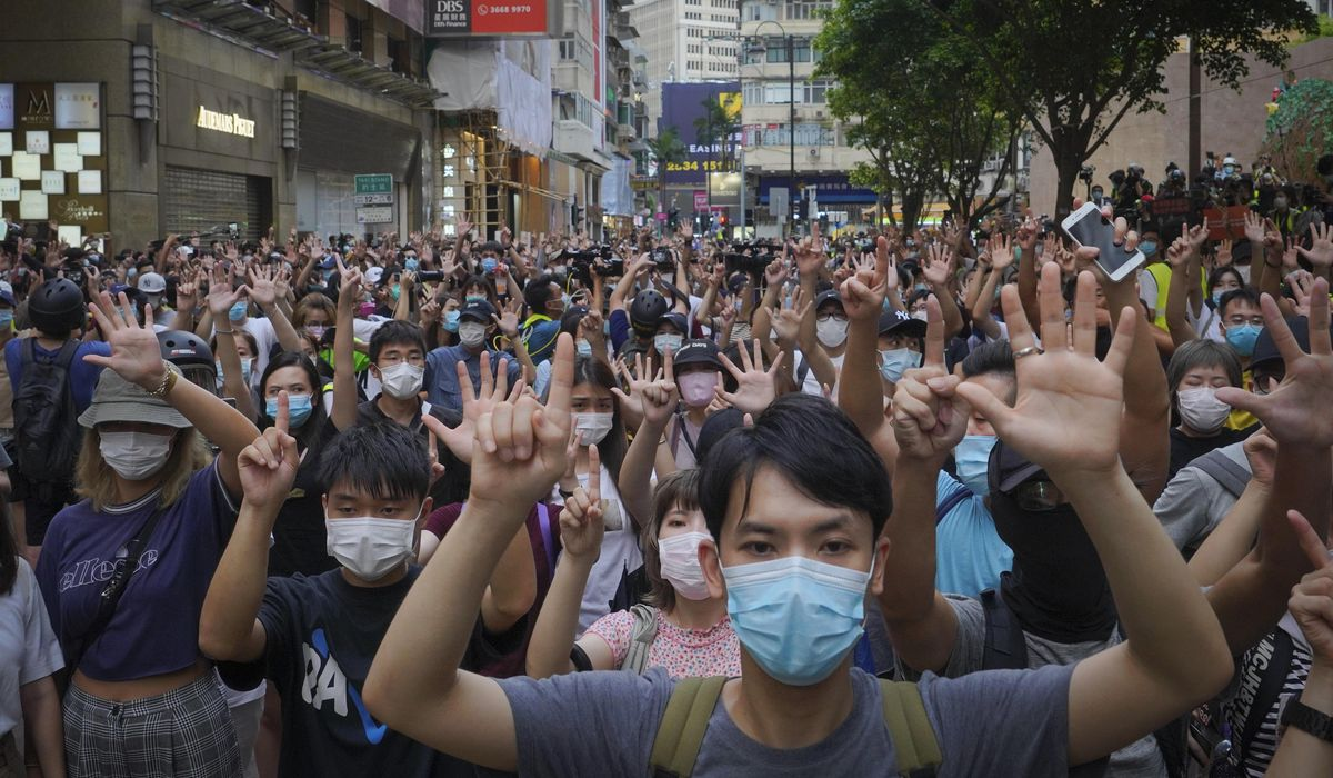 UN rules that countries may place restrictions on protests during a public health emergency 1