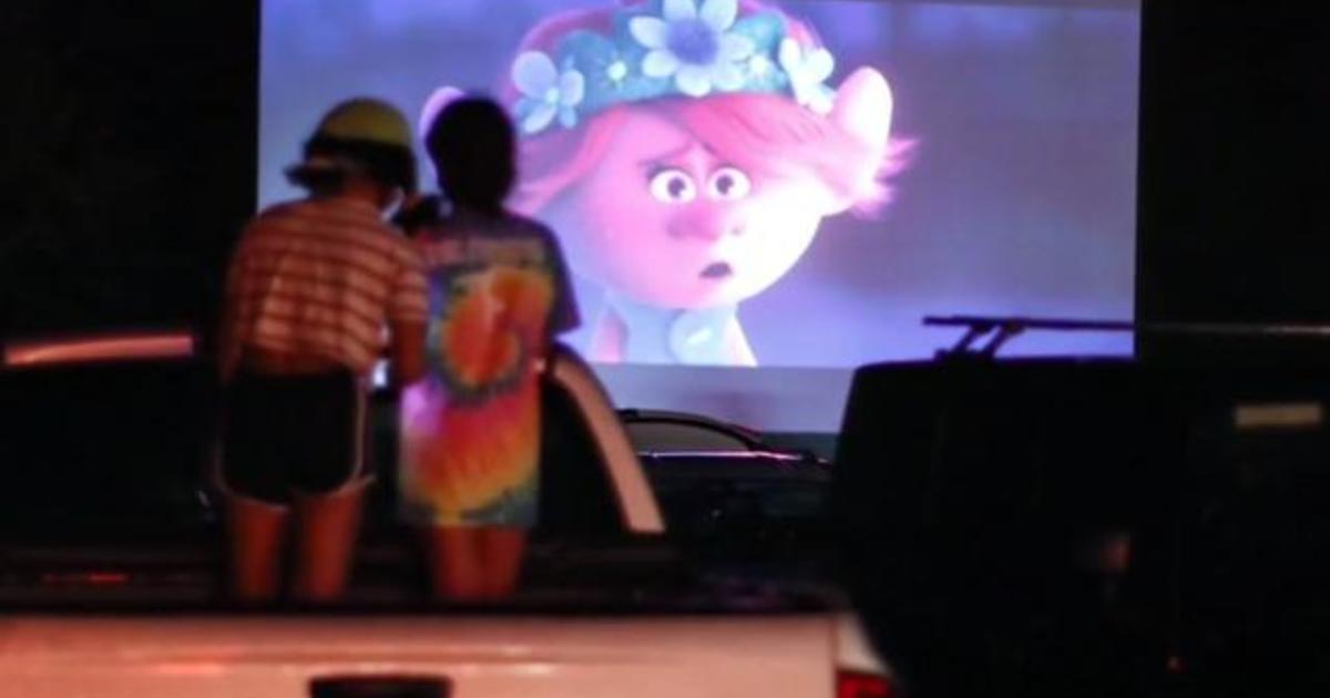 Drive-in movie theaters making a comeback amid coronavirus pandemic 1