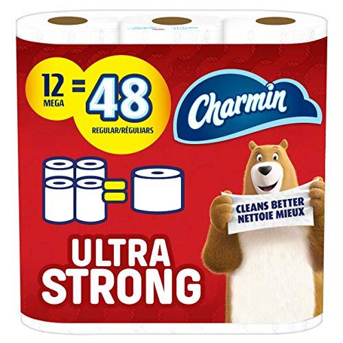 Charmin Toilet Paper 12 Roll